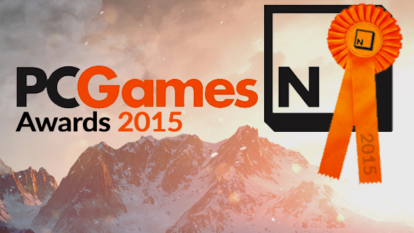 PCGamesN Game of the Year 2015