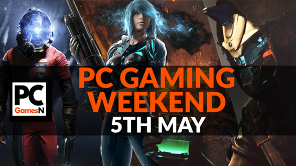 Your PC gaming weekend: win a game, play Prey, get hyped for Destiny 2, and more!