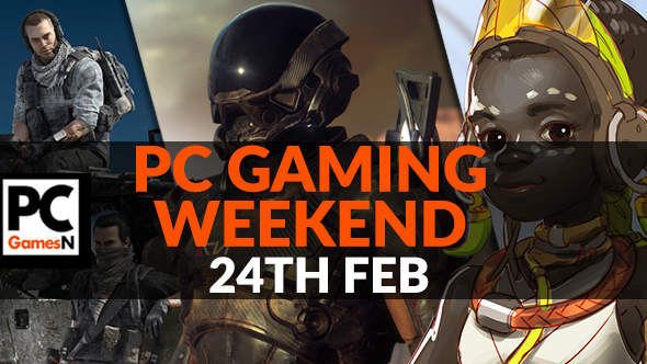 Your PC gaming weekend: get clued up on Mass Effect: Andromeda, play the Ghost Recon beta, win a game key, and more!