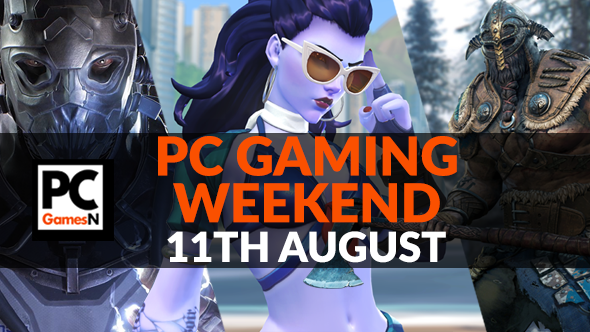 Your PC gaming weekend: sample Guild Wars 2's expansion, jump back into Lucioball, play For Honor for free, and more!