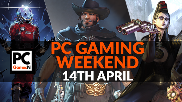 Your PC gaming weekend: win a game, play Overwatch's new mode, get excited for Prey, and more!