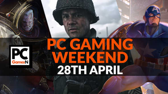 Your PC gaming weekend: win a game, be victorious in Dawn of War III, cheat in Planet Coaster, and more!