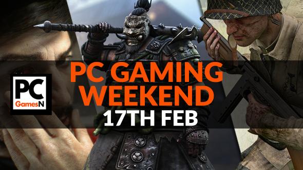 PC gaming weekend