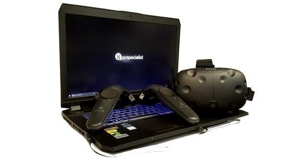 PC Specialist Defiance III VR freedom