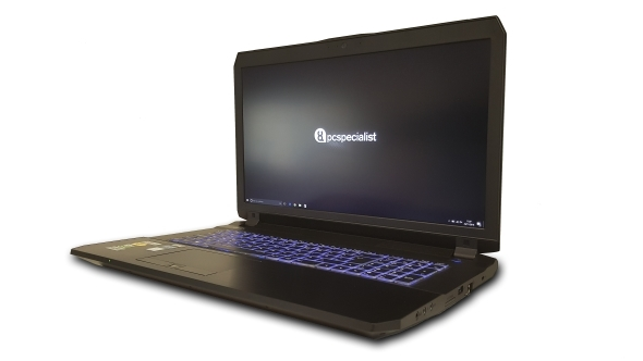 PC Specialist Defiance III gaming laptop