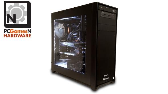 PC Specialist Hydra X review