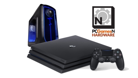Can you build a PC to match the new PS4 Pro's price and performance? |  PCGamesN