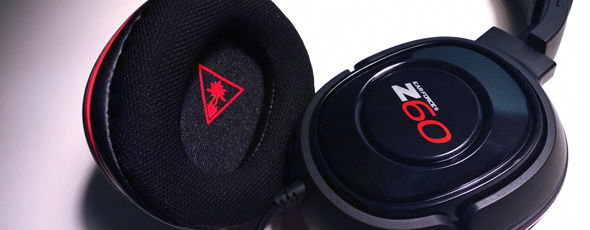 PC gaming headset review Turtle beach Z60