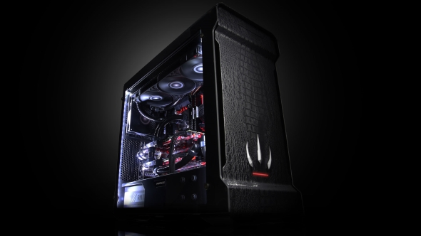 High-end PC hardware market growth