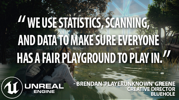 Making it in Unreal: the cheats and dev secrets of