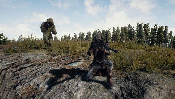 Playerunknown S Battlegrounds Game Drop In: PlayerUnknown's Battlegrounds Surpasses Overwatch In South