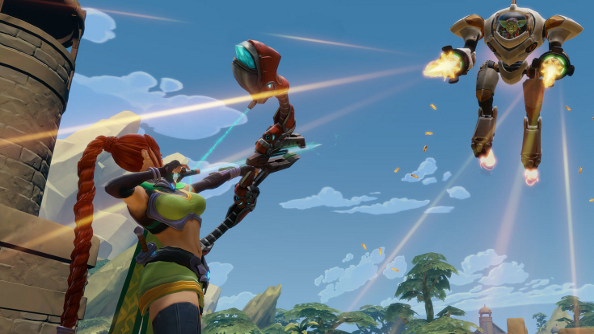 Paladins: Champions of the Realms trailer breaks down Hi-Rez's new multiplayer shooter