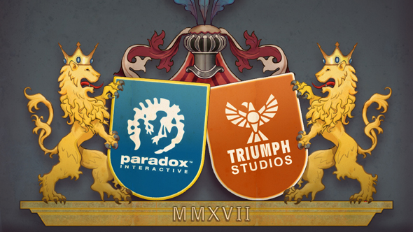Paradox have bought Triumph Games, the developers of Age of Wonders and Overlord