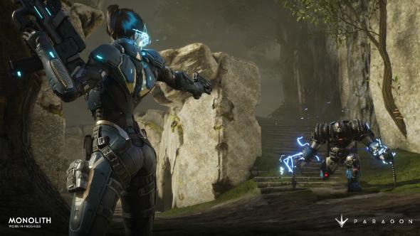 Paragon Monolith update