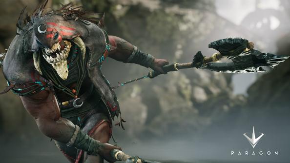 Hands on with Paragon's indestructible brawler Khaimera