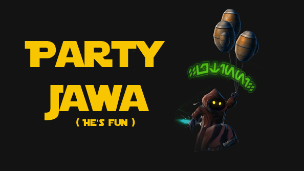 Star Wars: The Old Republic subscribers will get a Party Jawa when it goes free-to-play