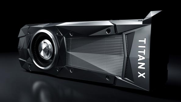 Nvidia GTX Titan X specs