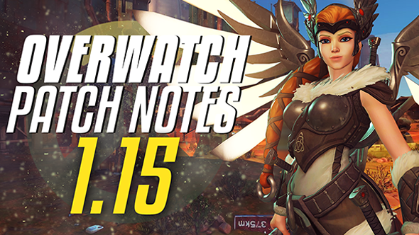 Overwatch patch 1.15: Junkertown, D.Va redesign, Mercy ultimate changes