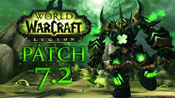 World of Warcraft patch 7.2: Tomb of Sargeras