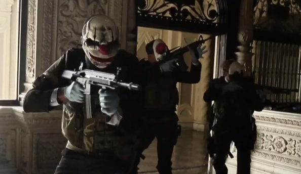 Payday 2 live action webseries bursts onto YouTube