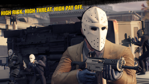 Payday Armored Heist