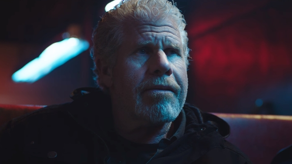 Payday 2 The Biker DLC Ron Perlman