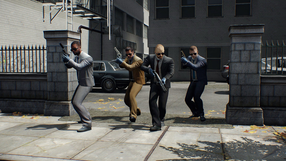 Payday 2 builds stealth