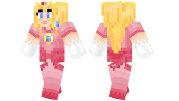 best minecraft skins Princess Peach