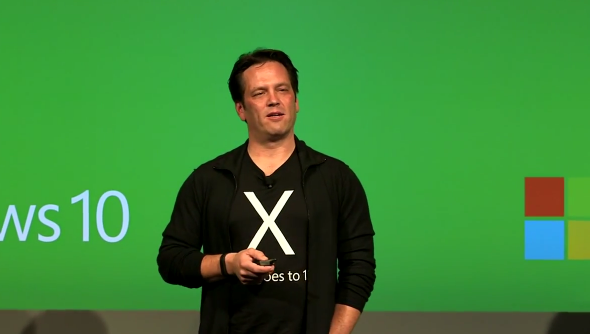 Phil Spencer GDC Microsoft Keynote