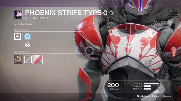Destiny 2 legendary armour – all the gear from the beta and