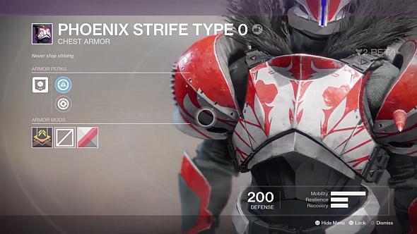Phoenix Strife chest