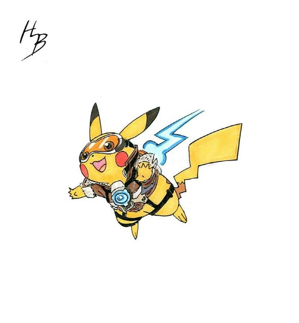 Pikachu Tracer