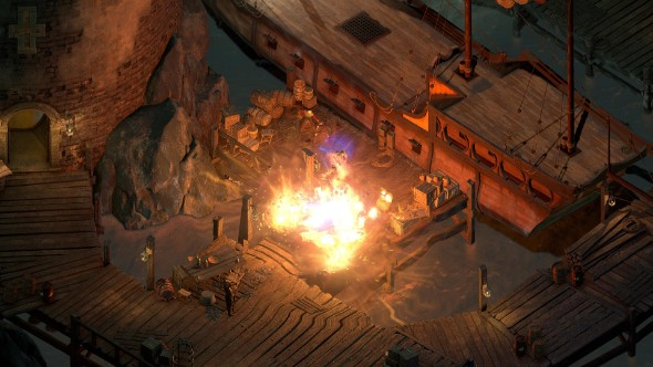 Pillars of Eternity 2 health