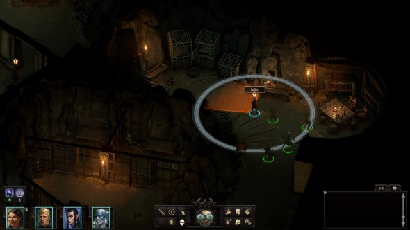 Pillars of Eternity 2 positioning