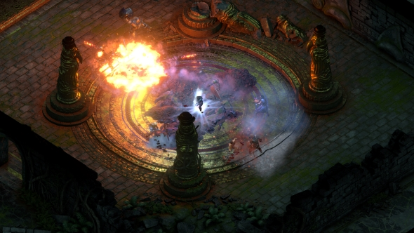 Pillars of Eternity 2 combat