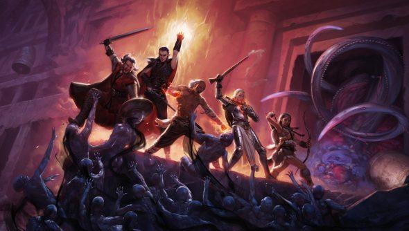 Pillars of Eternity combat