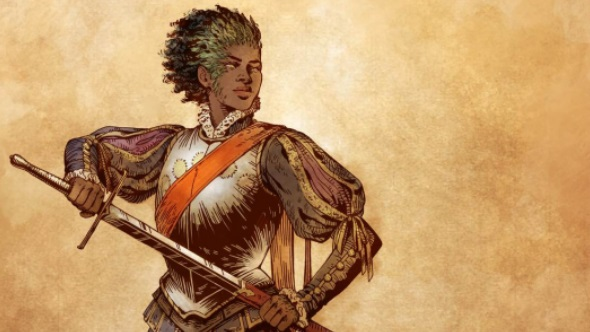 Pillars of Eternity II Pallegina