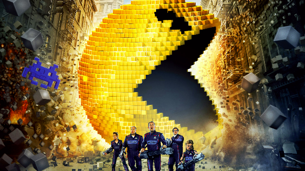 Pixels copyright claim pulls its own trailer from Vimeo