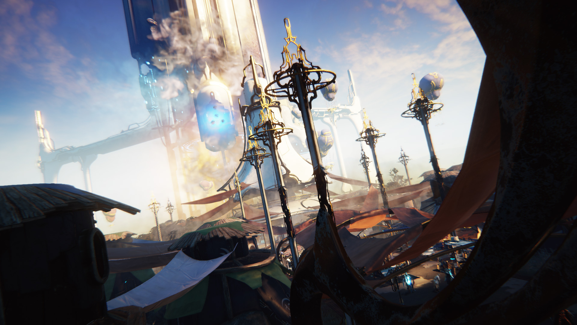 Why Warframe is going open-world with Plains of Eidolon, and what it means for the future