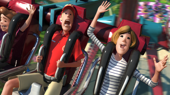 "Planet Coaster not just a spiritual successor, but Rollercoaster Tycoon ""and better"""