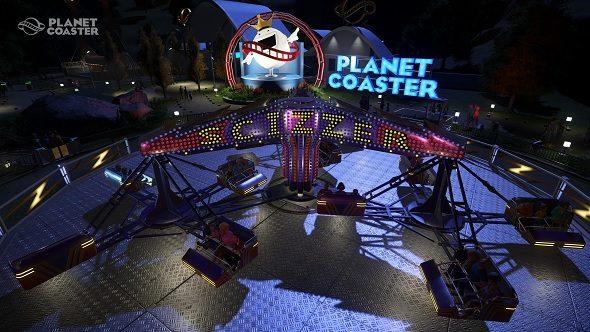 Planet Coaster Scizzer