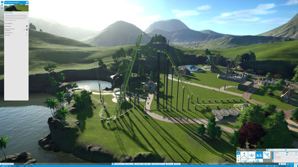 Planet Coaster creations