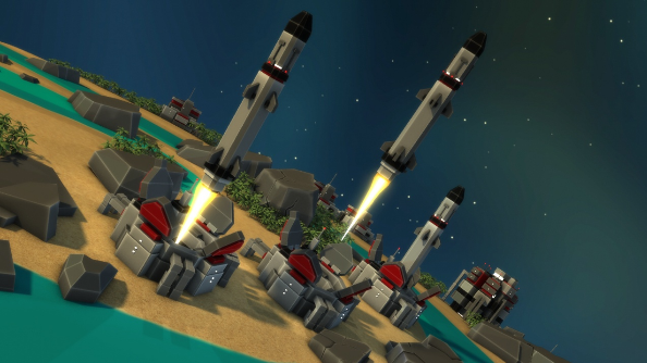 Planetary Annihilation targeting beta release this month