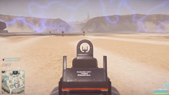 """Planetside 2's recoil compensation """"taken out immediately,"""" but was it really?"""