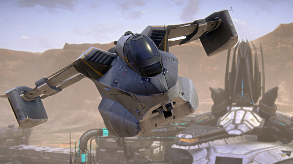 Planetside 2 will be on Steam