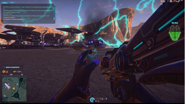 PlanetSide 2: Smedley calls in lawyers to tackle cheating problems