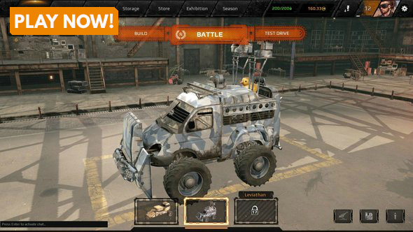 Play Crossout now