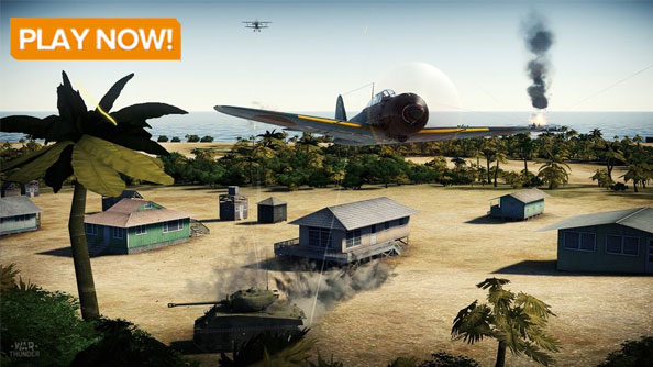 Play War Thunder for free