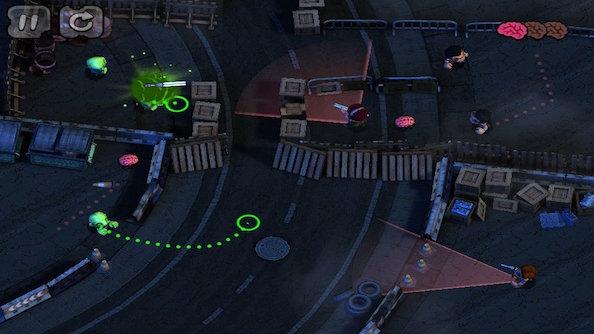 Plight of the Zombie gameplay screenshot