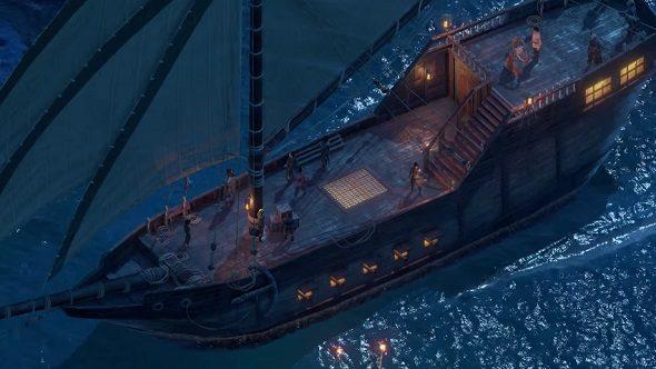 PoE II Ships